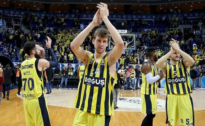 Fenerbahçe Doğuş'un rakibi Baskonia