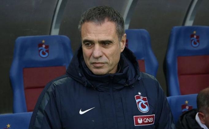 Ersun Yanal: 'Trabzonspor, mutlaka zirve yarışının içinde olacak'