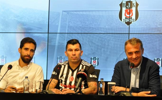 Gary Medel'den Beşiktaş itirafları