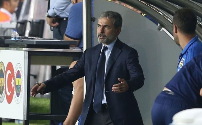 Fenerbahçe'de Aykut Kocaman ile ipler kopuyor mu?