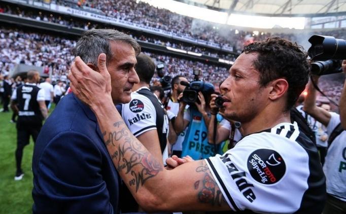Adriano: 'Ego çatışmasını Şenol Güneş önlüyor'