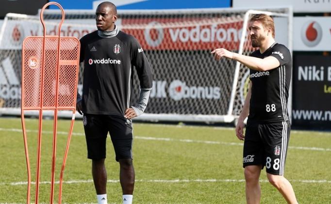 Demba Ba ve Caner Erkin, o maçla geri dönüyor!