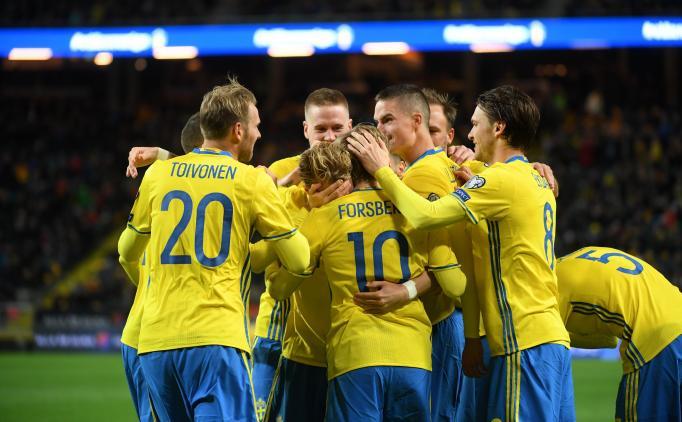 İsveç 4 Belarus 0 Maç Özeti Ve Golleri 25 Mart
