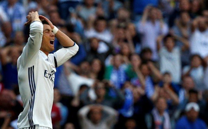 Real Madrid'e Bernabeu'da derbi darbesi!