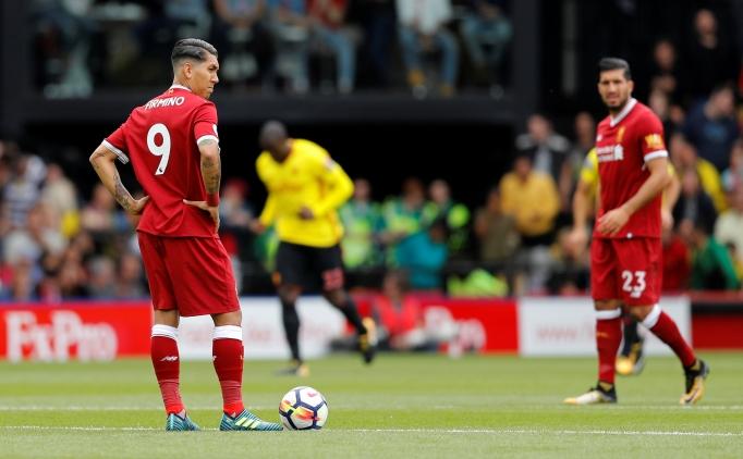 Liverpool'a 90+4'te soğuk duş