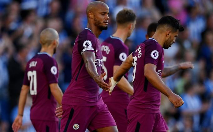 Manchester City, zorlandı ama kazandı!