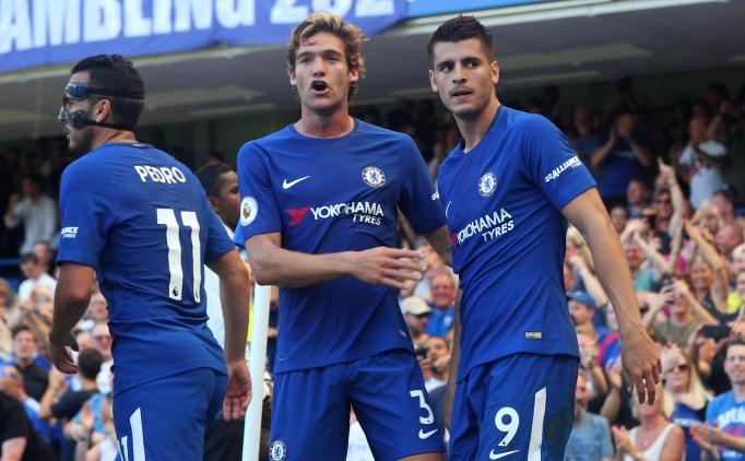İspanyollar atıyor, Chelsea kazanıyor