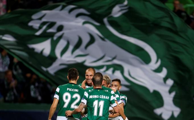 Sporting 3 Olympiakos 1 Maç Özeti Ve Golleri 23 Kasım