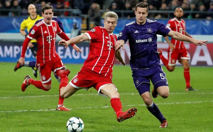 Anderlecht 1 Bayern Münih 2 Maç Özeti Ve Golleri 23 Kasım