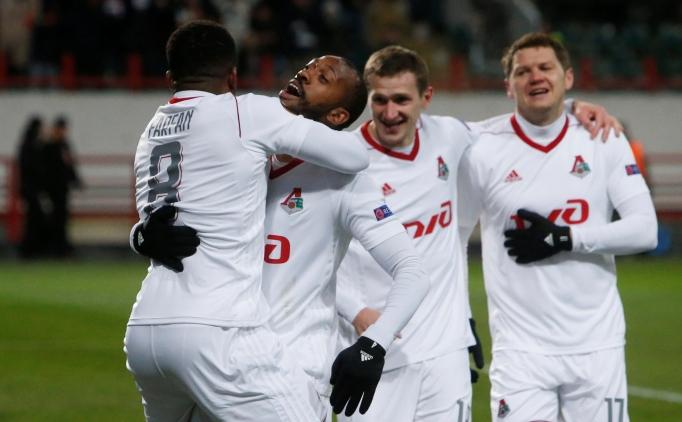 Lokomotiv Moskova turu ikinci yarıda geçti