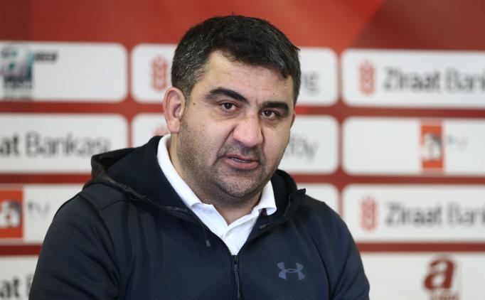 Ümit Özat: 'Kalan maçları da kazanmak istiyoruz'