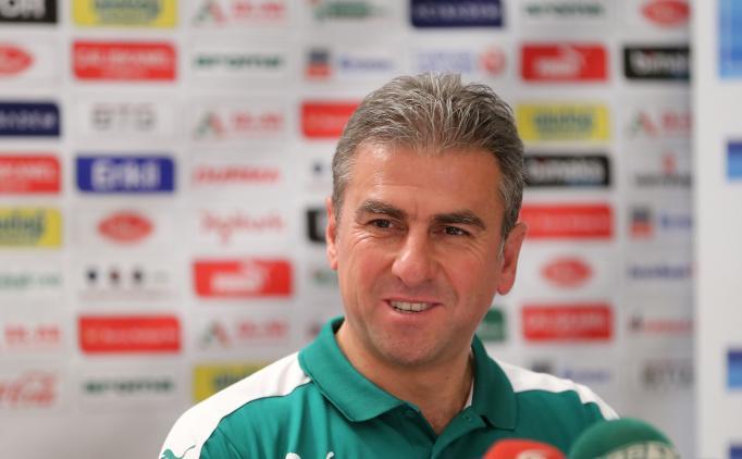 Hamza Hamzaoğlu: 'Bursaspor'a yakışan transferler yapacağız'