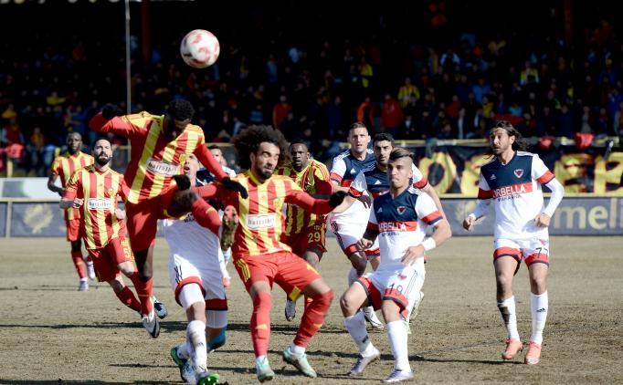 Yeni MAlatyaspor 2 Mersin İdmanyurdu 1 Maç Özeti Ve Golleri 21 Ocak