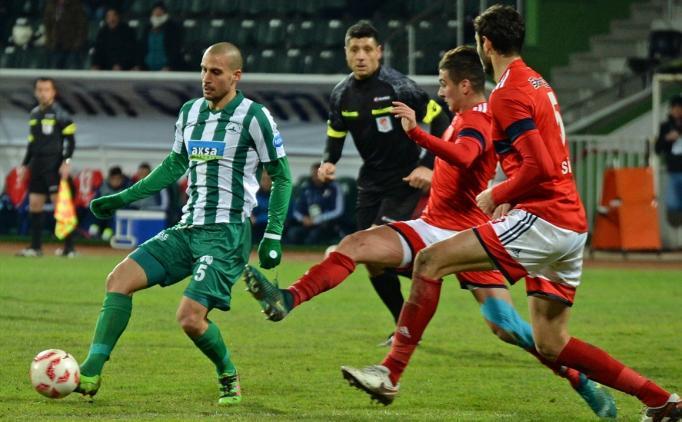 Giresunspor 2 Altınordu 1 Maç Özeti Ve Golleri 21 Ocak