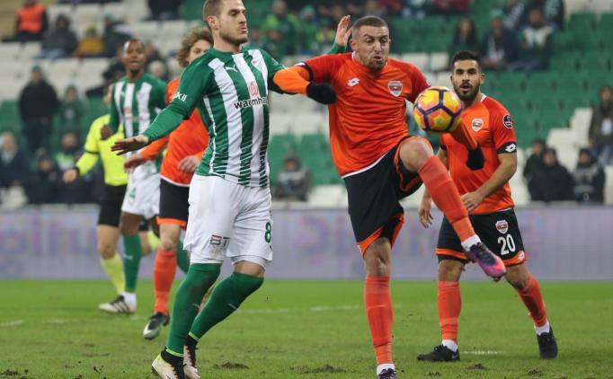 Bursaspor 0 Adanaspor 1 Maç Özeti Ve Golü 21 Ocak
