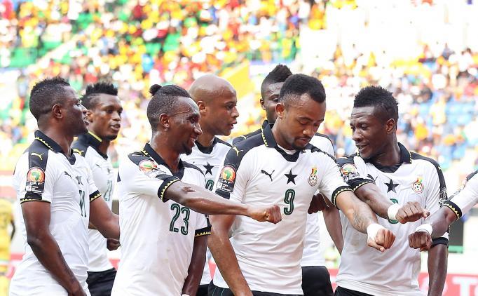 Gana 1 Mali 0 Maç Özeti Ve Golü 21 Ocak
