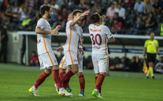 Galatasaray'da Josue'den transfer açıklaması