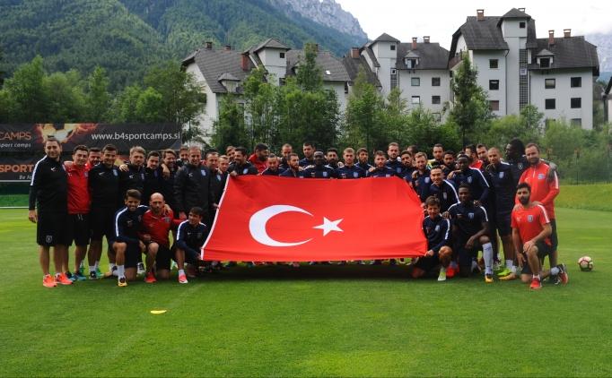 Medipol Başakşehir'in kamptaki 3. rakibi Ashdod