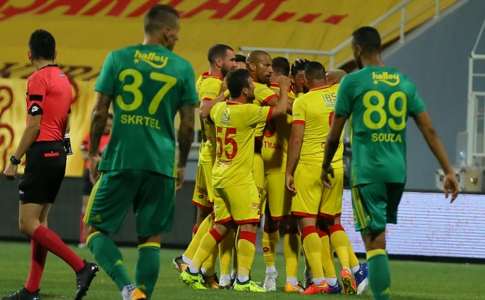 Fenerbahçe, Göztepe deplasmanında kazanamadı!