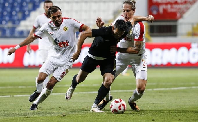 İstanbulspor ile Eskişehirspor ilk hafta yenişemedi!