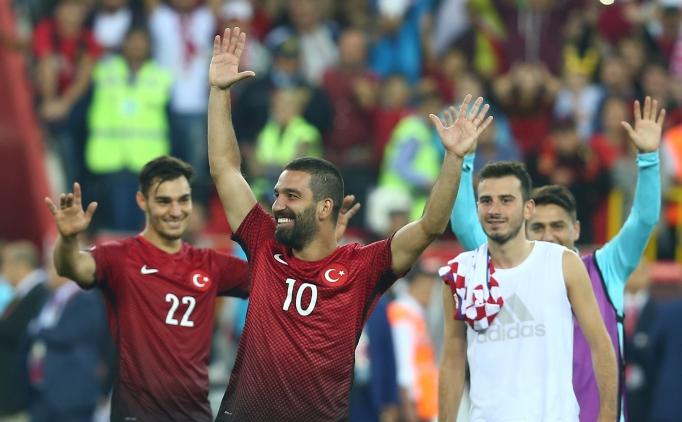 Türkiye FIFA'da 6 basamak yükseldi