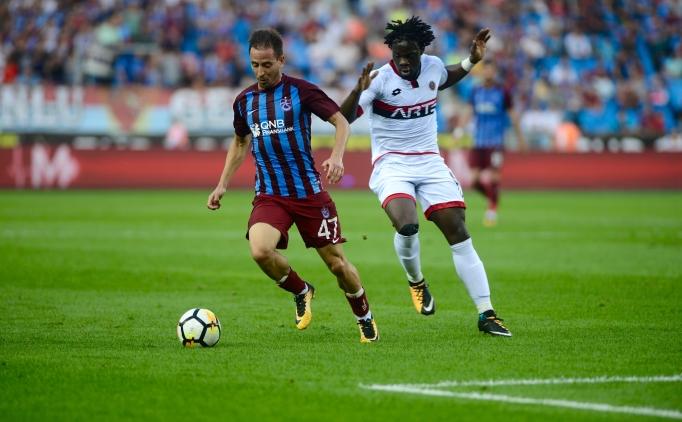 Trabzonspor 45 bine ulaştı