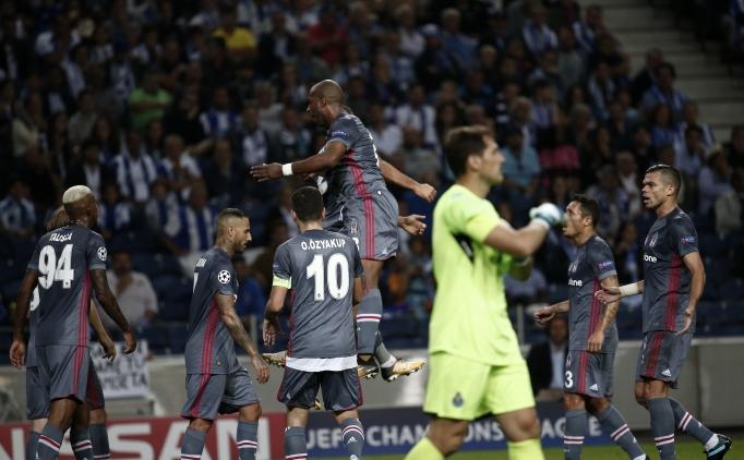 Beşiktaş'tan rüya gibi başlangıç!