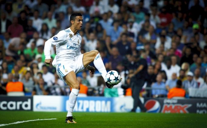 Real Madrid Ronaldo ile çok farklı