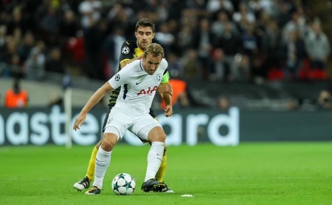 Tottenham'da golün adresi Harry Kane