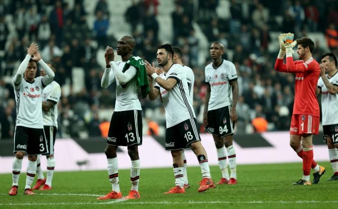 Milli ara Beşiktaş'ı çarptı!