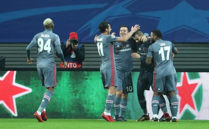 Beşiktaş, RB Leipzig'den 9,1 milyon euro kazandı