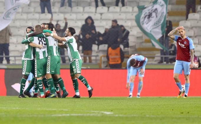 Son şampiyon Konya, Trabzon'u devirdi!