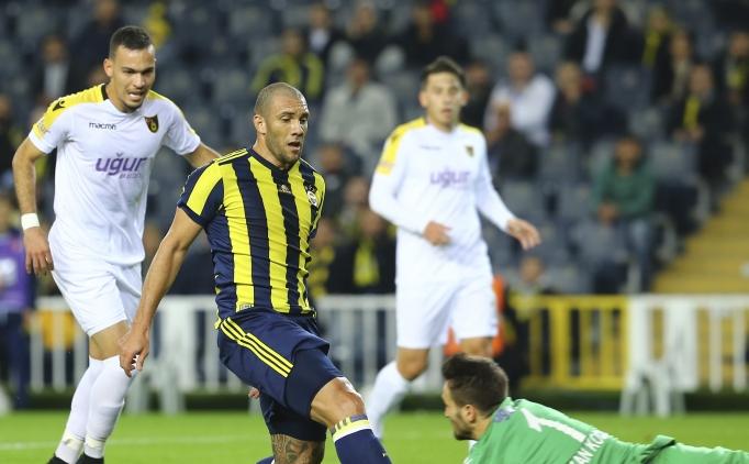 Fenerbahçe taraftarlarından Fernandao tepkisi!
