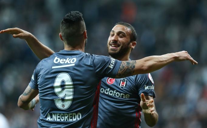 Beşiktaş, Osmanlıspor'u kupada da farklı yendi!