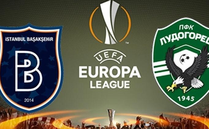 UEFA Avrupa Ligi, Başakşehir-Ludogorets hangi kanalda şifresiz mi? Saat kaçta?