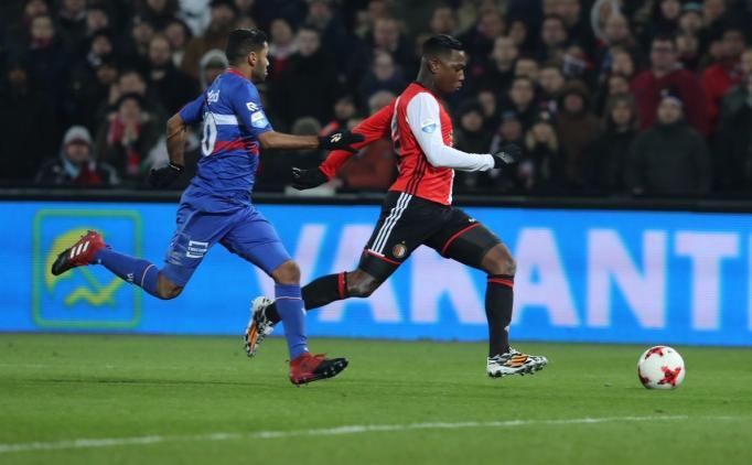 Feyenoord 1 Willem 0 Maç Özeti Ve Golü 21 Ocak