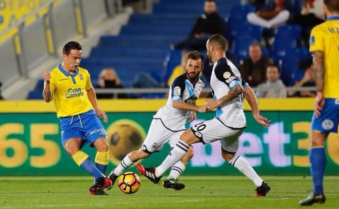 Las Palmas 1 Deportivo La Coruna 1 Maç Özeti VE Golleri 20 Ocak