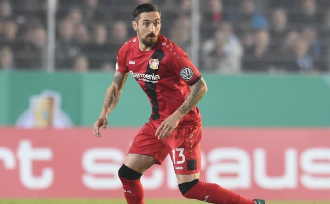 Roberto Hilbet, Leverkusen'in kampına alınmadı