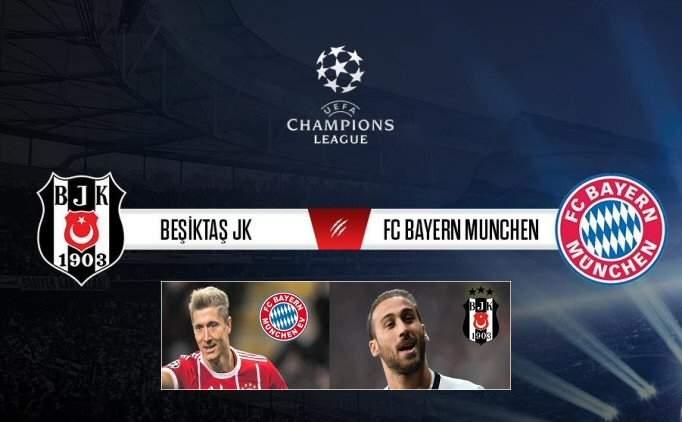 Süper bilgisayar B.Münih-Beşiktaş skorunu verdi
