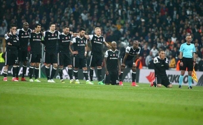 İşte Beşiktaş Lyon maçı, penaltıları kim attı, kim kaçırdı! Tarihi penaltılar...