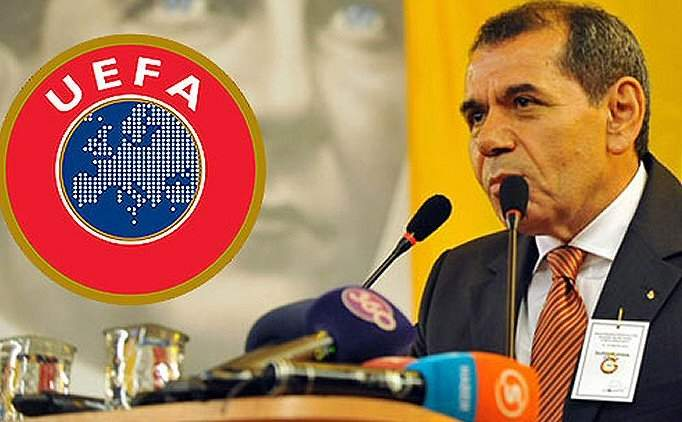 Dursun Özbek: 'UEFA ile anlaşma yapmak istiyoruz'