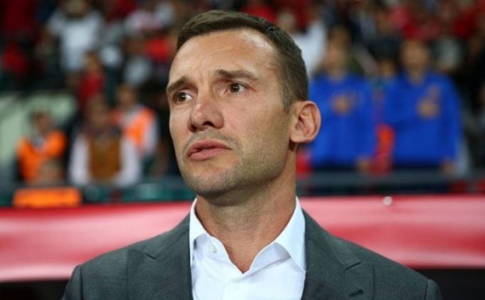 Andriy Shevchenko'dan Fatih Terim sözü!
