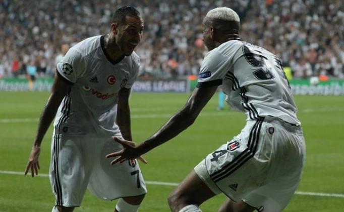 Şampiyonlar Ligi'nde Beşiktaş'a 7 dev eşlik ediyor!