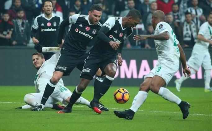 Bursaspor-Beşiktaş! Muhtemel 11'ler