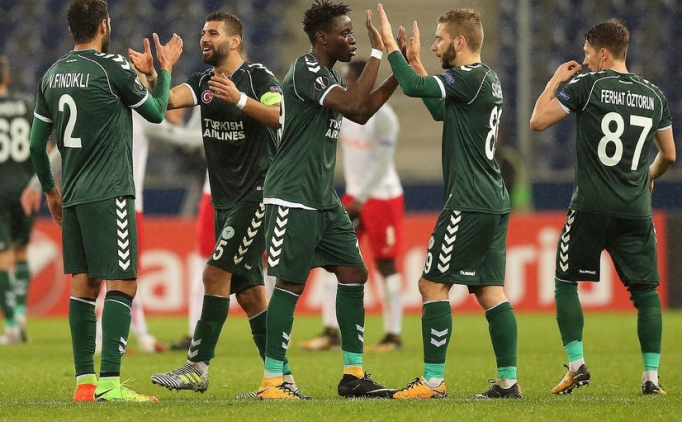 Vitoria Guimaraes-Konyaspor! Muhtemel 11'ler