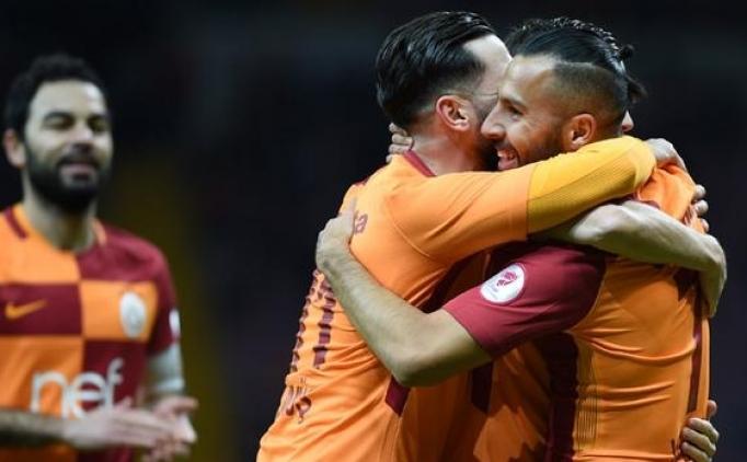 Galatasaray-Bucaspor! Muhtemel 11'ler