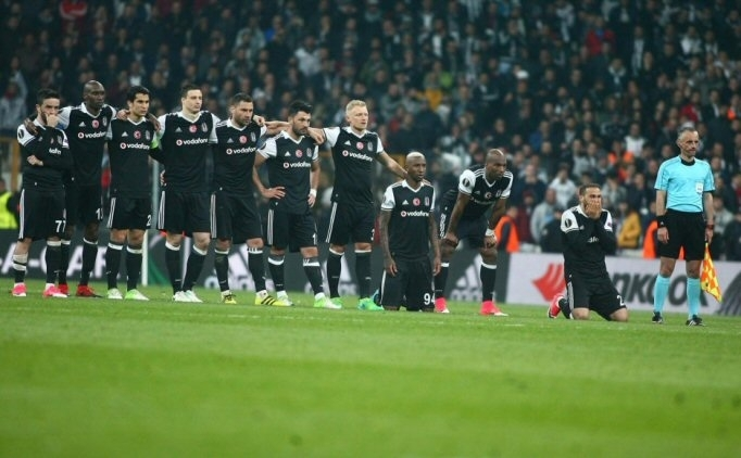 Beşiktaş Lyon maçı özeti - TRT Spor