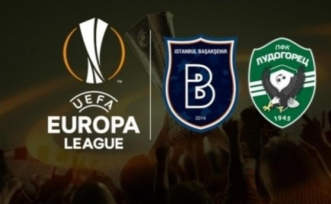 Yayın, Başakşehir-Ludogorets maçı hangi kanalda? (Kaçta saat)