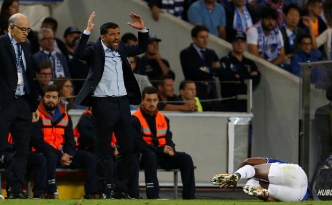 Sergio Conceiçao: 'Beşiktaş çok kaliteli ve tecrübeli'