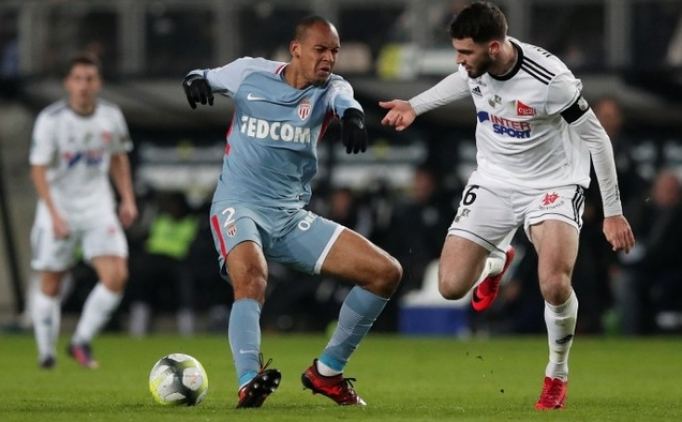 Monaco'ya ligde sürpriz çelme! Amiens...